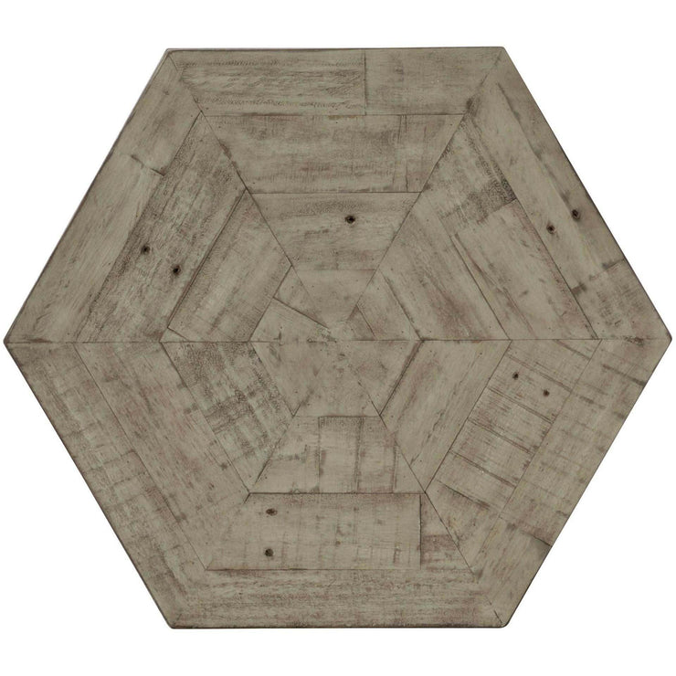 Gresham Hexagonal End Table