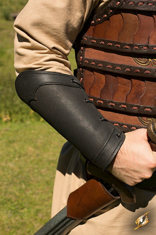 Bracers Warrior - Black