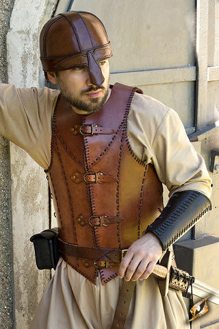 Veteran Armour - Brown - Large