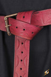 Aruthian Belt - Red - 160cm