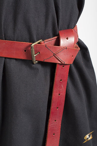 X Belt - Red - 160cm