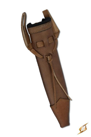 Full Scabbard Dagger - Brown