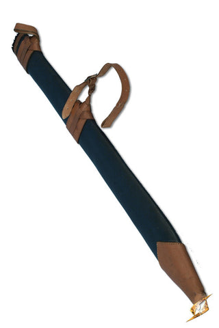 Full Scabbard Large - Right Handed - Black