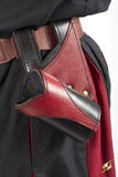 Holder - Victory - Black/Red  - Right Handed