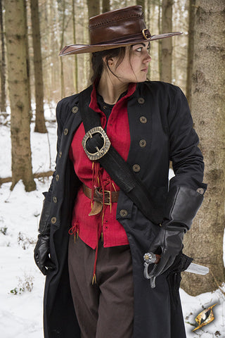 Musketeer Baldric - Black
