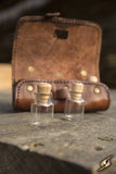 Potion holder 3 Piece - Brown