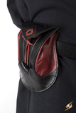 Elven Bag - Black / Red
