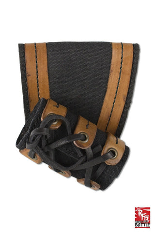RFB Small holder - Black - Brown
