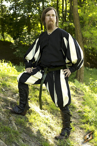 Landsknecht Shirt - Epic Black/Off-white