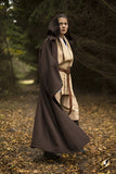 Robe Luke - Dark Brown