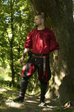 Landsknecht Pants - Epic Black/Dark Red
