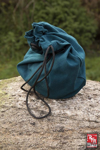 Ready for Battle Purse - Azure Green