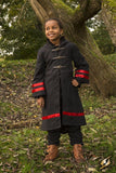 Wizard Robe Harry - Epic Black/Dark Red