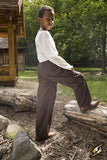 Pants Sam - Dark Brown