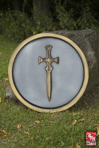 RFB Round Shield - Sword
