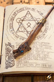 Fafnir Wand - Brown