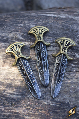 Assassin Inquisitor Knives - 3 pcs