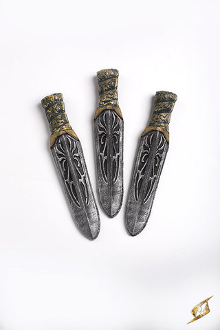 Assassin Rebel Knives - 3 pcs