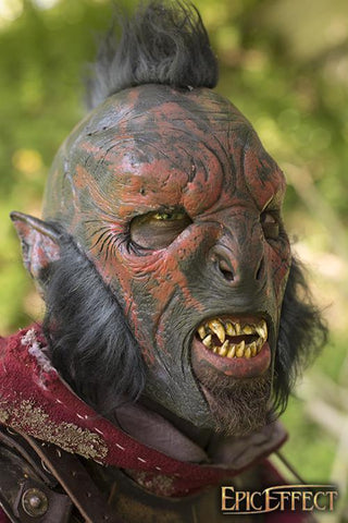 Carnal Orc w Hair - Red - 57-59cm