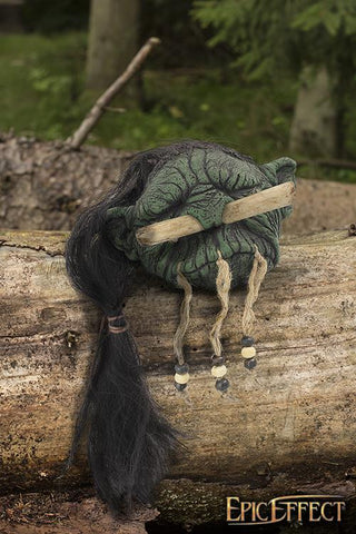 Orc Shrunken head - USED