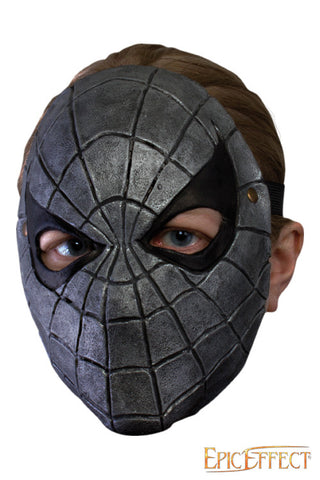 Web-Face Trophy Mask