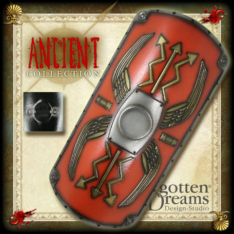 Ancient Roman Shield Deluxe