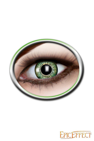 One Tone Lenses - Forest Green