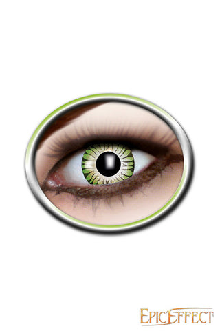 Two Tone Lenses - Green