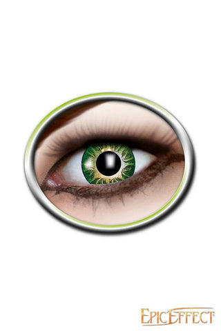 Three Tone Lenses - Green