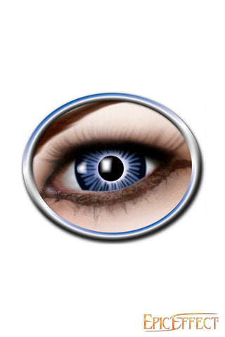 Big Eye Lenses - Blue