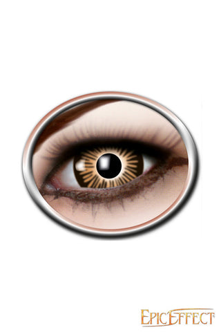 Big Eye Lenses - Brown