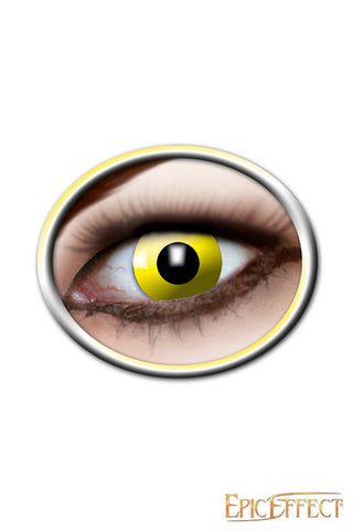 Yellow Eyes - Contact effect Lense