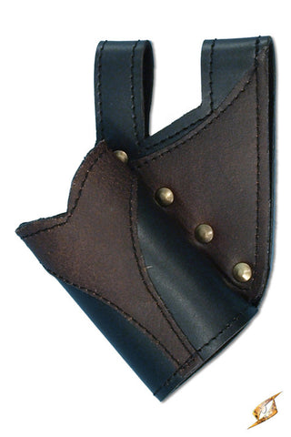 Holder - Victory - Black/Brown - Right Handed