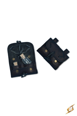 48e0840a441 Epic Armoury - Potion holder 2 Piece - Black – Paddywhack