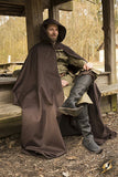 Cape Godfrey Twill - Dark Brown