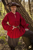 Shirt Aramis - Dark Red