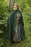 Cape Godfrey Wool - Dark Green