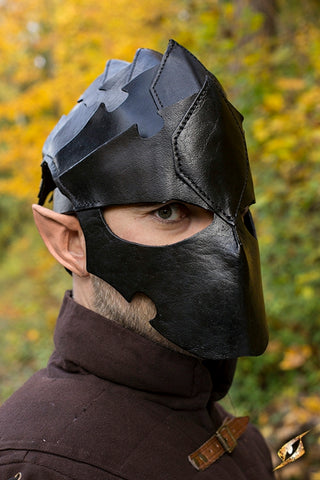 Assassin Helmet - Black