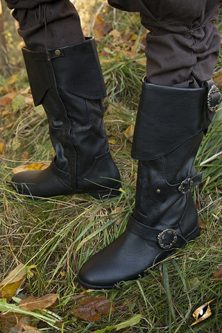 Boots Pirate - Black
