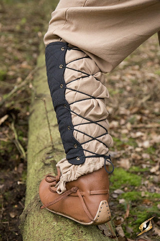 Gambeson Legs - Epic Black - One Size