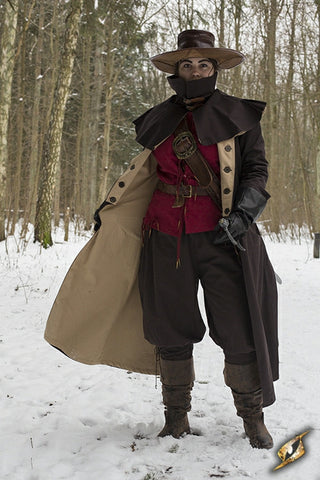 Coat Hellsing - Dark Brown