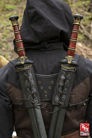 RFB Double Sword Harness - Black