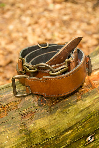 Sword Belt - Brown - USED