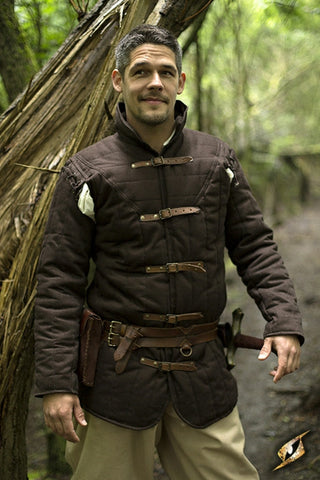 Gambeson Warrior - Brown