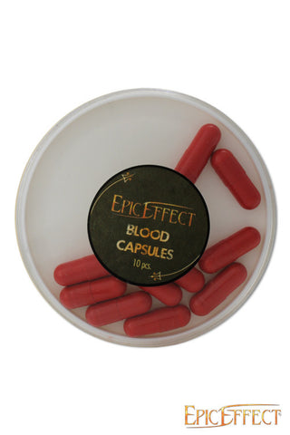 Blood Capsules 10pcs