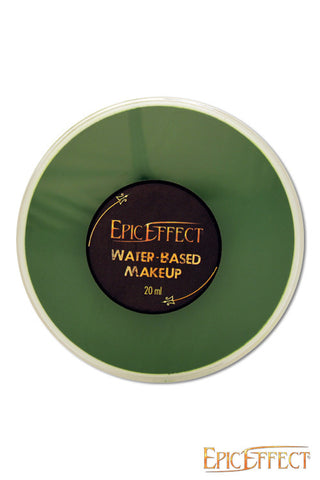 Water Based Make Up - Dark Green
