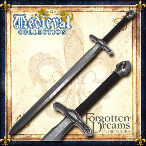 Medieval Knight Sword - Long