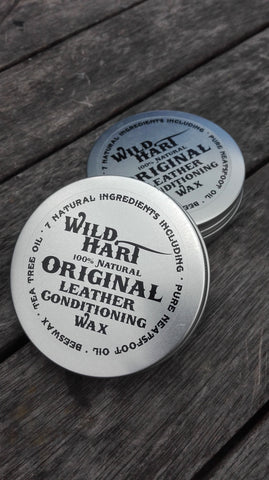 Wildhart 100% Natural Original Leather Conditioning Wax