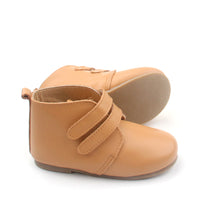 Bailey Boots - Butter Beige