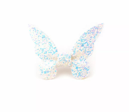 Bindi Hairclip - Dazzling White